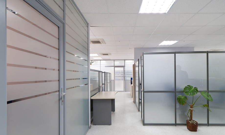 Use office partitions for improving your professional workspace